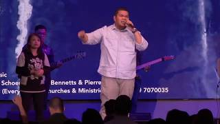 We Stand in Awe medley Blessing and Honor (Live Worship led by Lee Simon Brown)