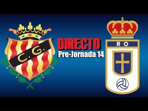 DIRECTO PRE-JORNADA 14   Nastic - Real Oviedo