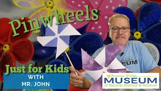 Just For Kids STEM Activities: Pinwheels