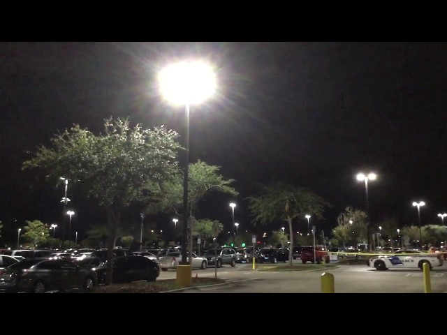 Orlando Florida USA Walmart Black Friday Night Eve P2