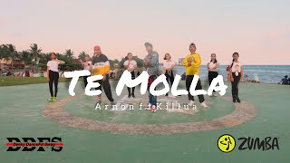 Download Lagu Te Molla - ARNON FT. KILLUA   ZUMBA   FITNESS   TIKTOK   DANCE   At Balikpapan mp3