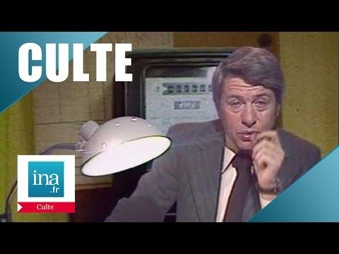 Culte: Roger Gicquel éteint la lumière en plein journal de 20 h | Archive INA
