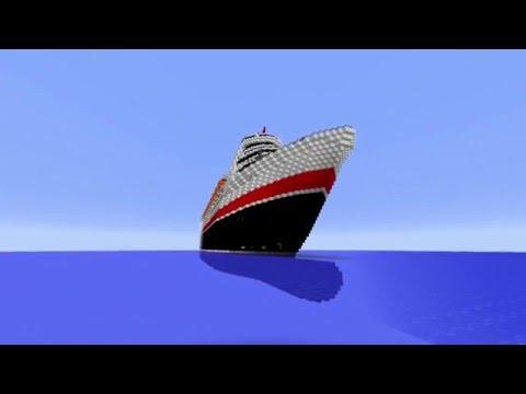 Minecraft Poseidon 2006