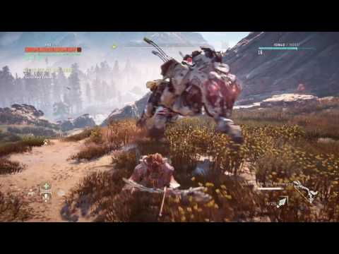 Overriding a Sawtooth (Horizon Zero Dawn™)