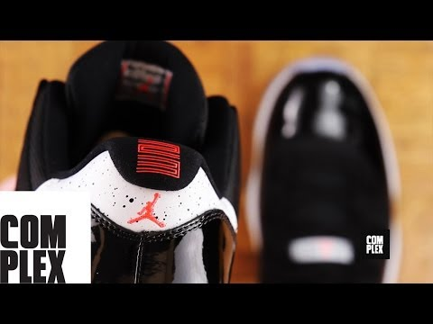 """Air Jordan XI Low """"Infrared 23"""" 