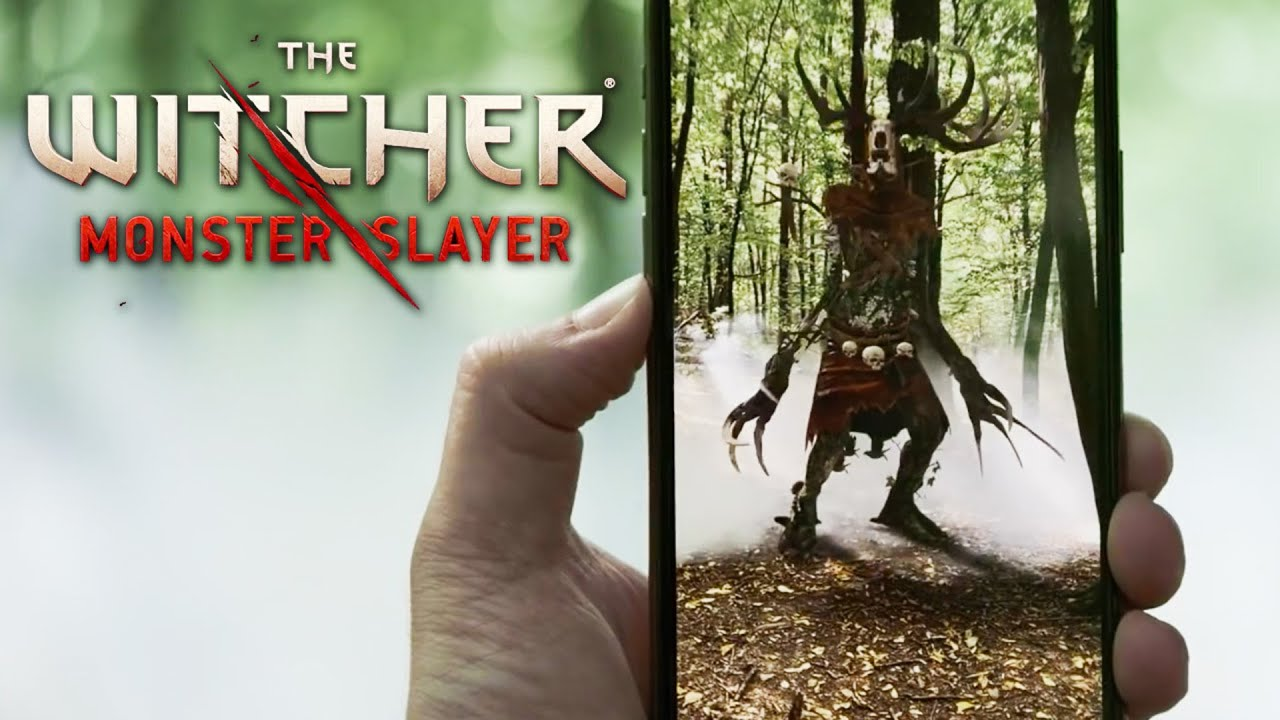 The Witcher: Monster Slayer — Official Announcement Trailer thumbnail