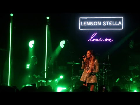GOING TO CONCERTS ALONE PT III :: LENNON STELLA LIVE NYC MARCH 26, 2019