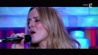 Véronic DiCaire imite Céline Dion et Anggun - C à vous - 28/10/2014