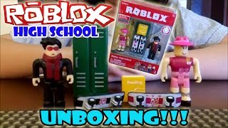 Jazwares Roblox High School playset finally in the Philippines