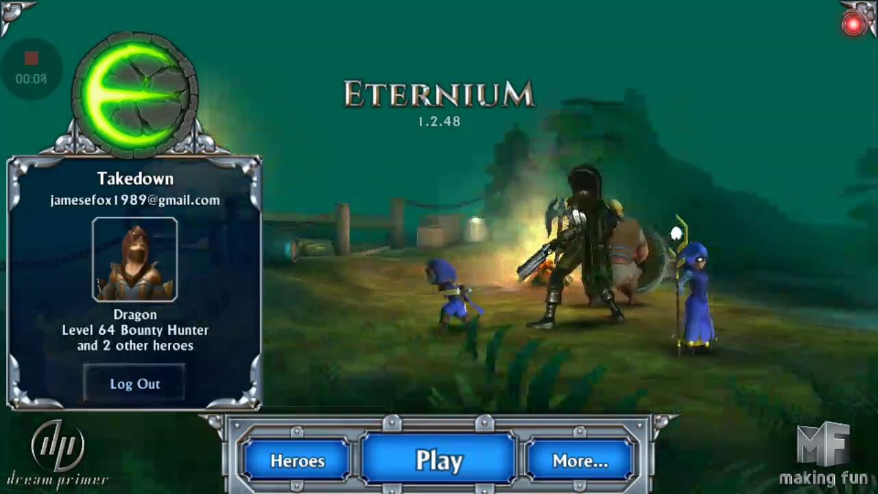 Latest Version] Download Updated Eternium Mod APK Unlimited