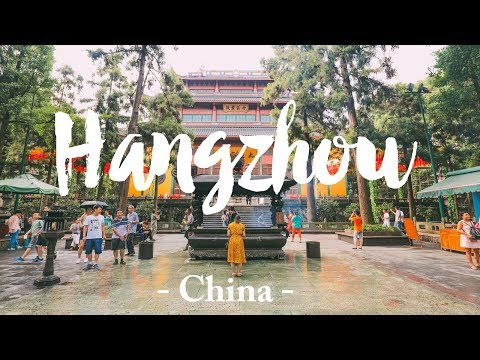 Exploring The Ancient City Of Hangzhou, China