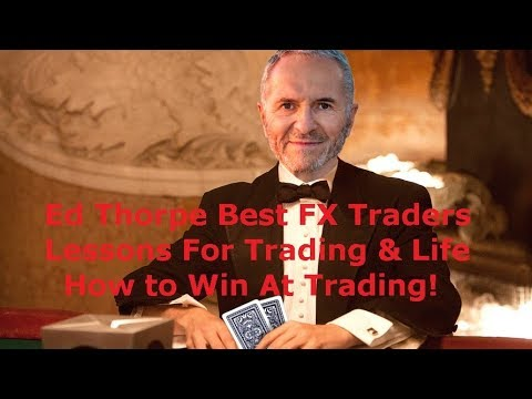 Forex Trading Lifestyle The Life of Pro Trader Ed Thorpe