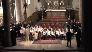 Byzantion Choir - Christos anesti (Christ is risen)