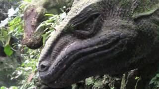Komodo Dragon The Biggest Statue