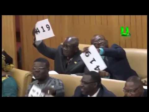 Minority in Parliament names 2018 budget '419, Wahala'