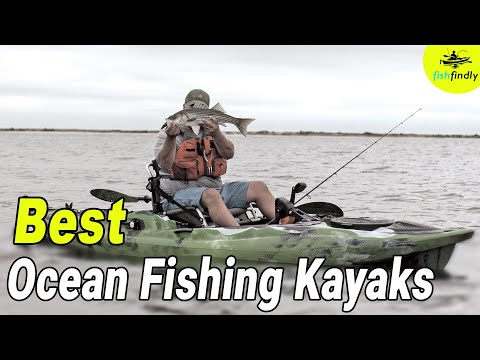 Best Ocean Fishing Kayaks In 2020 – Enjoy The Kayaking In Ocean