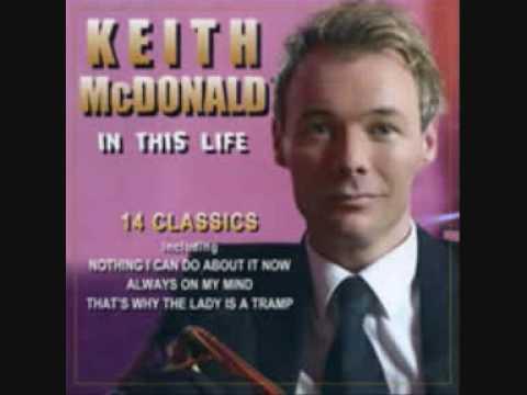 Keith McDonald He Drinks Tequilla