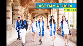 A DAY OF MY LIFE AT UCLA (Ft. Koreos)  [Vlog #33]