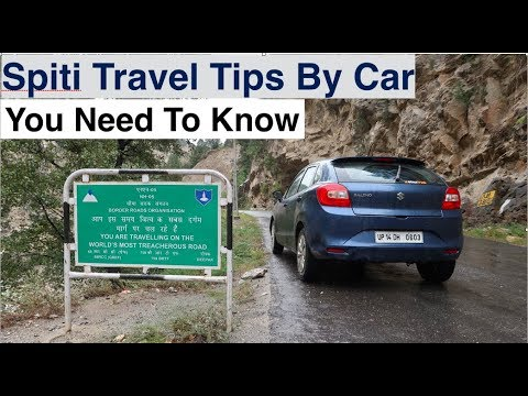 Everything About Spiti Trip By Car | Food |Stay |Budget | Travel Tips