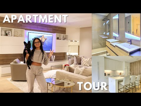 MY FURNISHED DOWNTOWN TORONTO APARTMENT TOUR