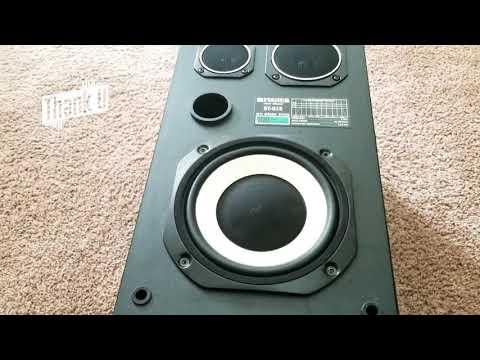 Fisher ST-015 Speaker