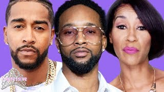 J Boog (from B2K) allegedly slept with Omarion