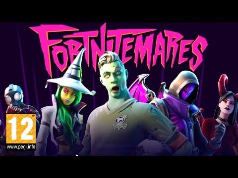 fortnite:-fortnitemares-2019-official-trailer