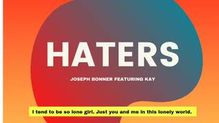 Haters - By Joseph and Kay - Song and lyrics