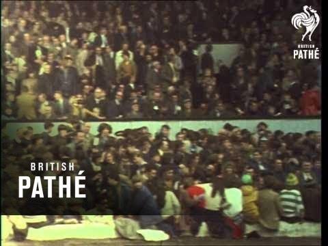 Football At Hampden Park (1968)