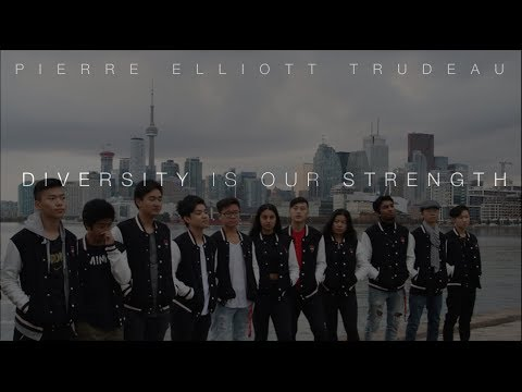 """Diversity is our strength."" 