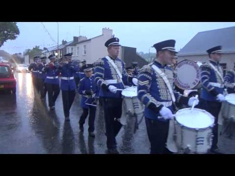 Brookeborough Flute Band @ Brookeborough District Parade 2015 (2)