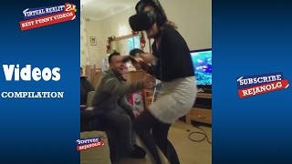 VIRTUAL REALITY SCARY #2 COMPILATION 2017