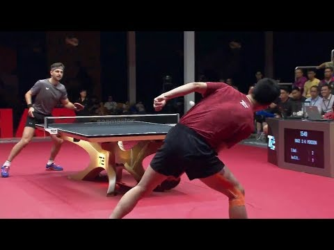 Timo Boll vs Joo Se Hyuk (2017 T2APAC)