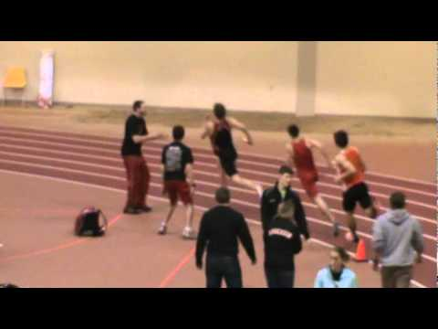 Anderson University 2012 - Fred Wilt Meet 1600 relay