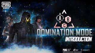 Domination Mode Town Arena | PUBG MOBILE