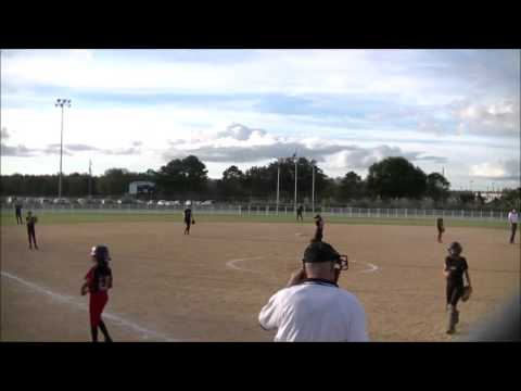 Lady Renegades vs Tampa Mustangs Eve 12-12-15