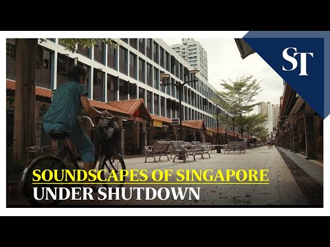 Covid-19: Soundscapes of Singapore under shutdown | The Straits Times
