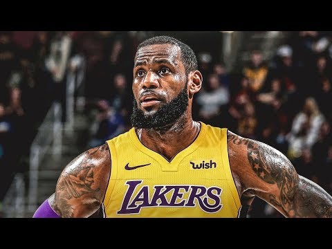 LeBron James Signs With Lakers $154M 4 Years Max Contract! 2018 NBA Free Agency