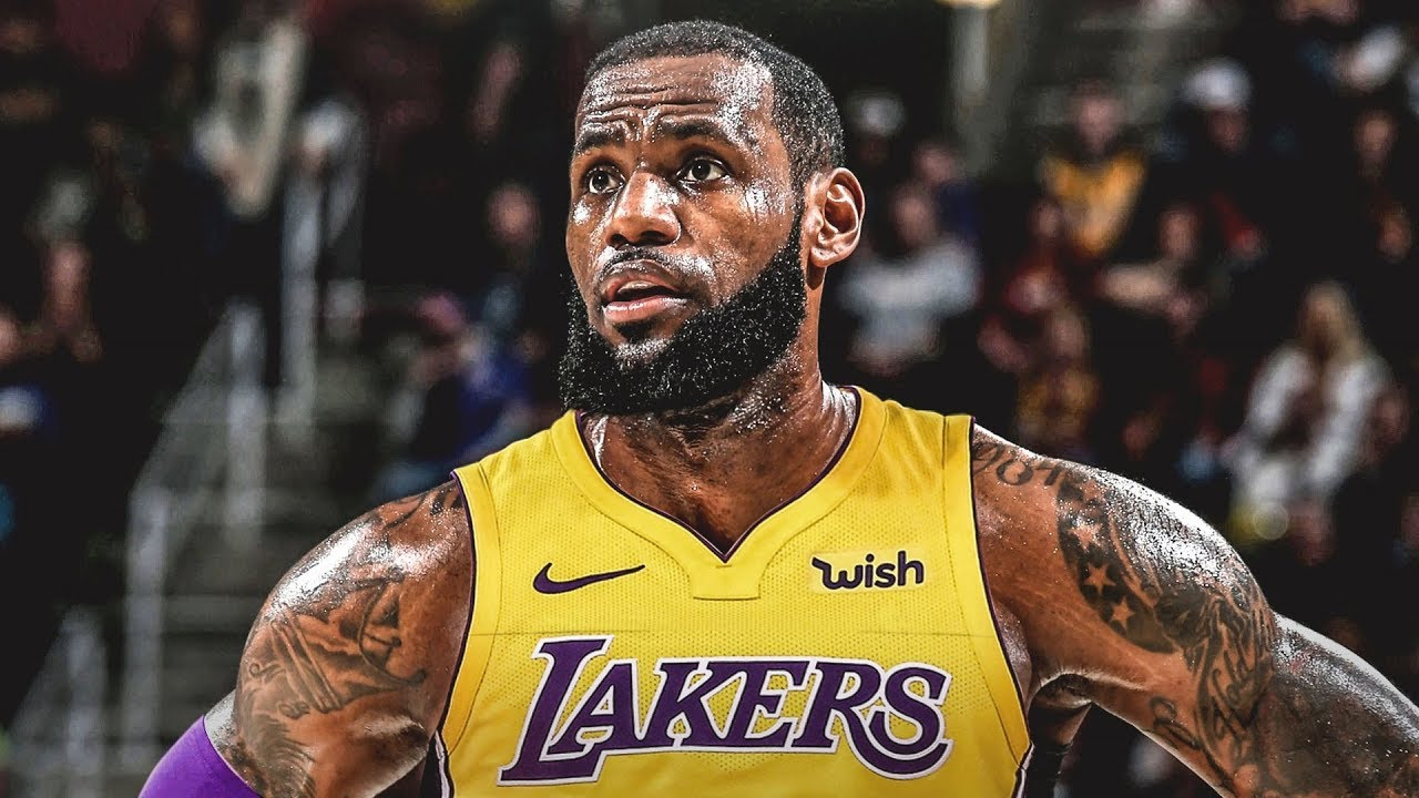 5b6d7f57204 LeBron James Signs With Lakers  154M 4 Years Max Contract! 2018 NBA Free  Agency