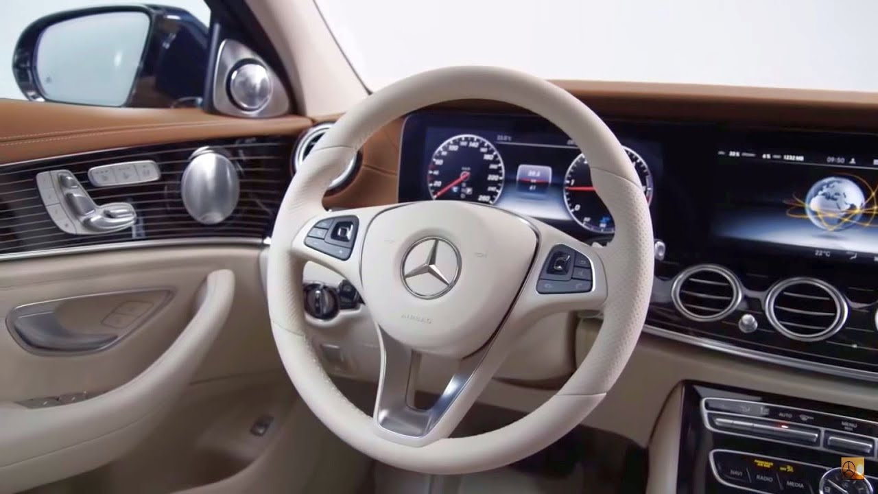 Mercedes benz 2017 w213 e class interior trailer youtube for Interieur mercedes classe a