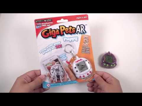 Back To School Tech Toys: Giga Pets are Back!