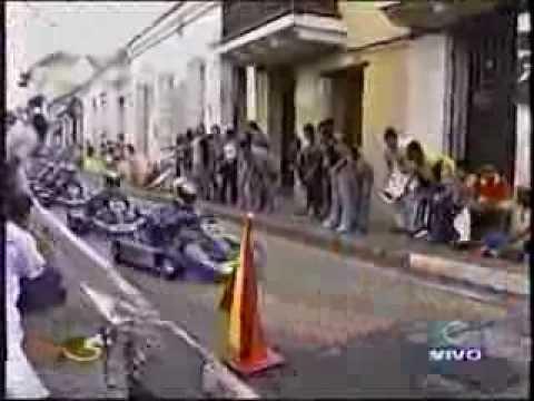 Karts: Carrera de las estrellas Cartagena 2003