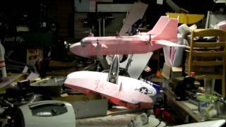 QTR VTOL II hover testing