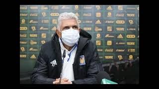📹🎙 Conferencia de prensa del partido de la jornada 9, con Tuca Ferretti