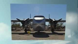 Fairchild C-82A Packet 423006 Photographed at Pima Air Museum, Tucs...