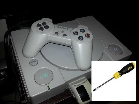 PlayStation 1 - Ретро ремонт