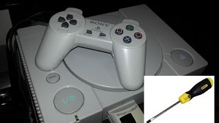 PlayStation 1 - Ретро ремонт(, 2014-10-14T16:47:40.000Z)