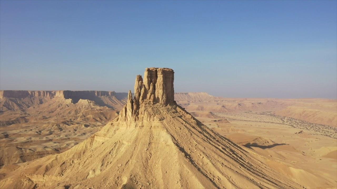 مشاهد للمونتاج جبال طويق مبارك المصارير Hd Youtube