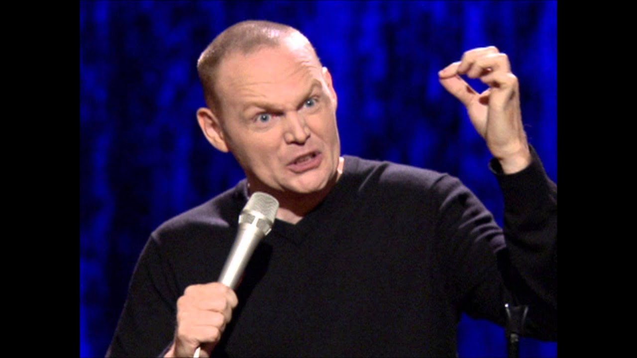 Bill Burr - White vs Black Athletes and Hitler?