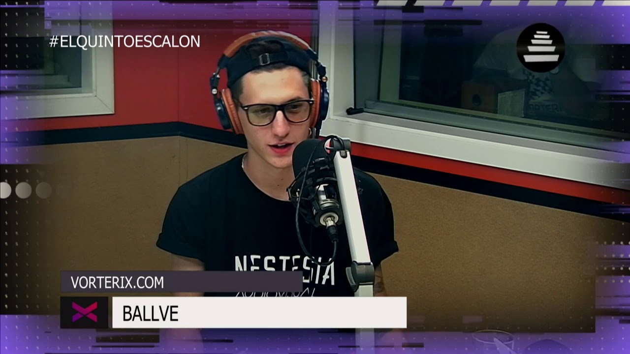 Download BALLVE - ENTREVISTA COMPLETA - El Quinto Escalon Radio (28/11/17)